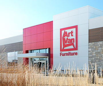 Art Van Retail Center